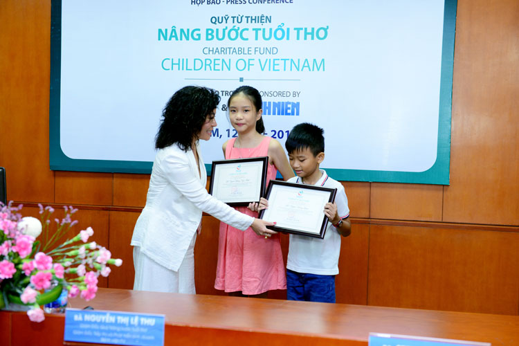 FVH Relaunches The Children Of Vietnam Foundation With A Charitable