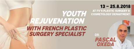 Youth Rejuvenation With French Plastic Surgery Specialist