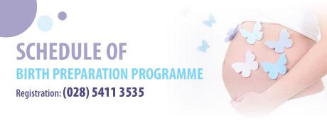 Birth Preparation Programme