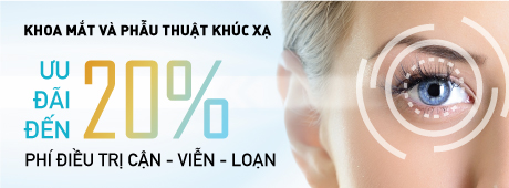 FV Offers Discounts Up To 20% For Refractive Errors Treatment With Lasik, Femtosecond Lasik, Lasik Xtra And Femtosecond Lasik Xtra Surgery