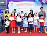 """Results Of The Children's Drawing Contest """"Give A Child A ..."""