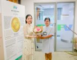 FV awards voucher valued VND 15 million to one lucky customer who comp...