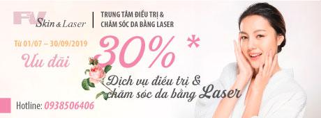 KV 30% FV Skin & Laser