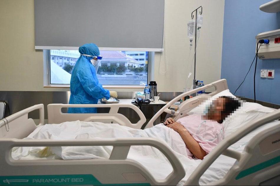 Khoa Điều trị COVID-19 được mở rộng ra toàn bộ khu nội trú Khoa Nội với 63 giường thường và 15 giường hỗ trợ HFNC